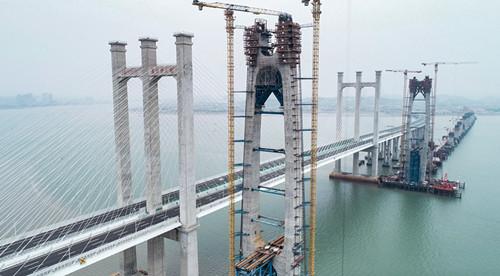 "S10竞猜网站-正规靠谱的彩票app-""基建狂魔""上新!一座桥拿下三项世界之最"