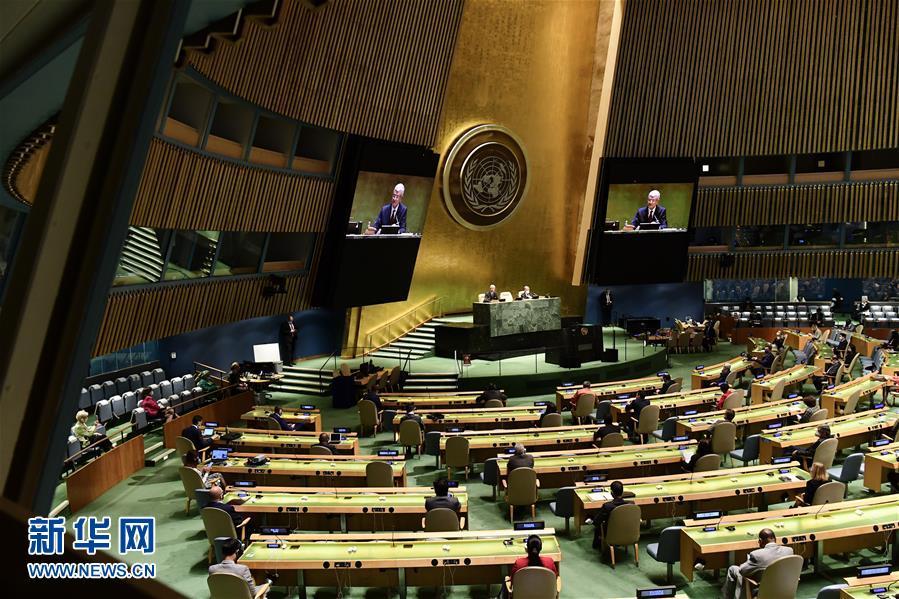 "S10竞猜网站-电竞竞猜-""团结合作才是人间正道""——写在习近平主席即将出席联合国成立75周年系列高级别会议之际"